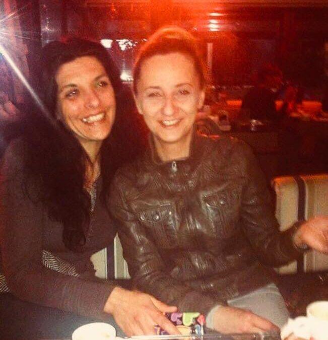 Sonja Grgat: Biljana, hvala ti što si baš mene izabrala za prijateljicu!