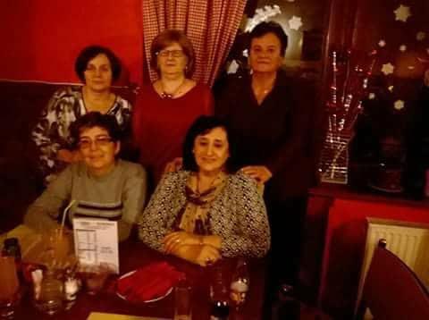 Nevenka Trbović: Drage Katarina, Jelena, Ranka i Branka, duboko ste urezane u moje srce
