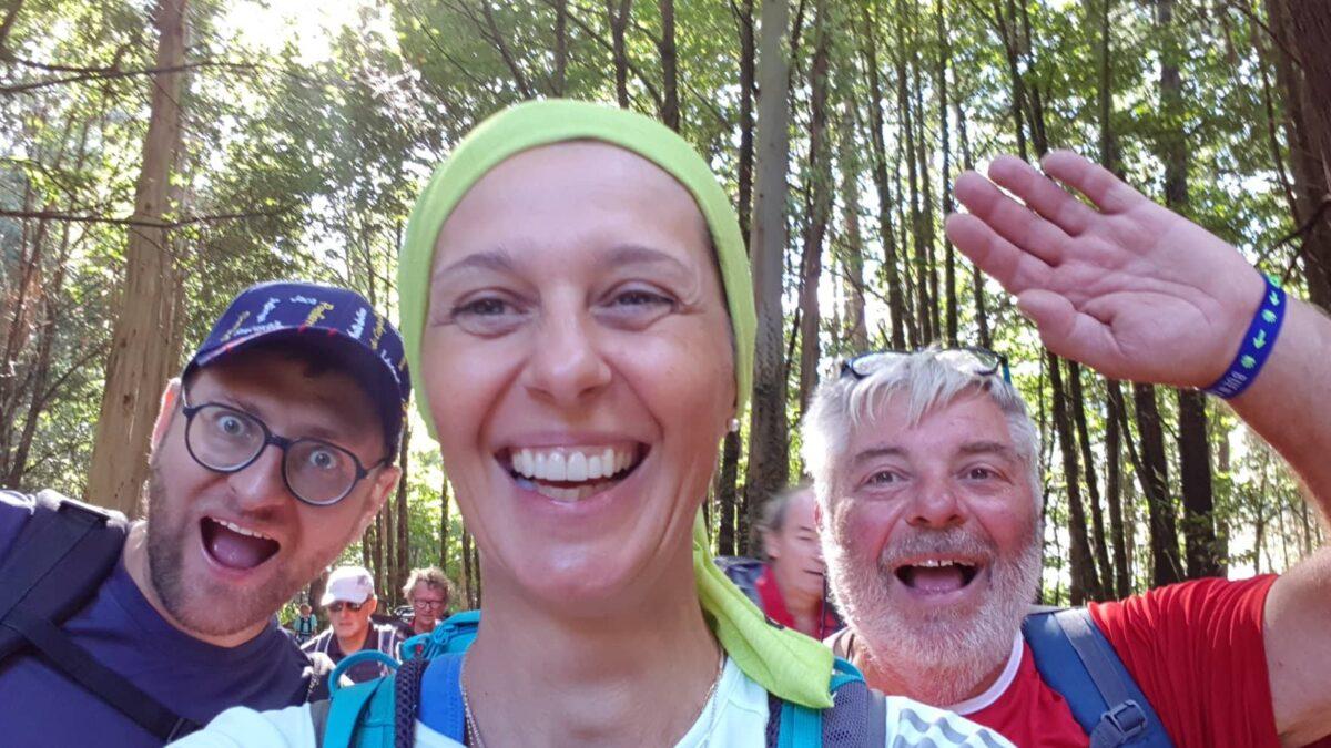 Žena hrabrost –  Goranka Perc u 30 dana prehodala je 900 kilometara za sve žene oboljele od raka