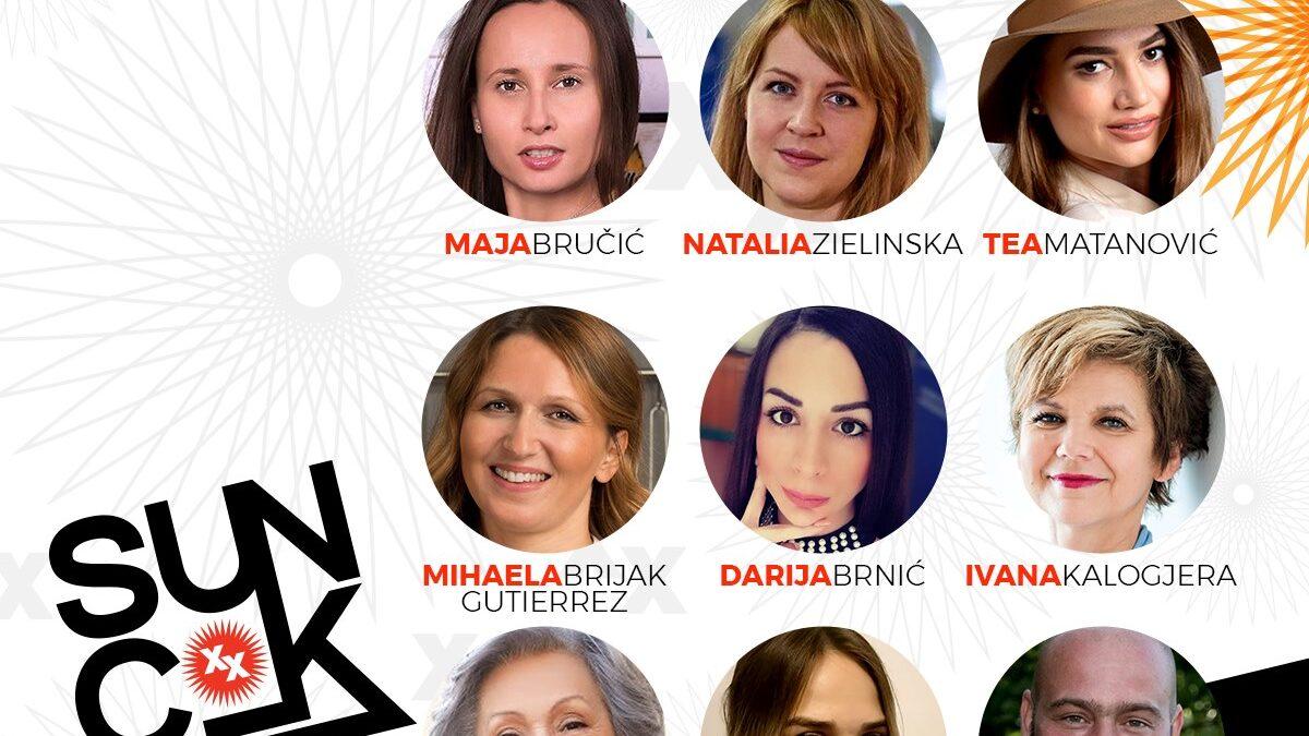 Ivana Kalogjera govornica na TEDx Zagreb Women konferenciji