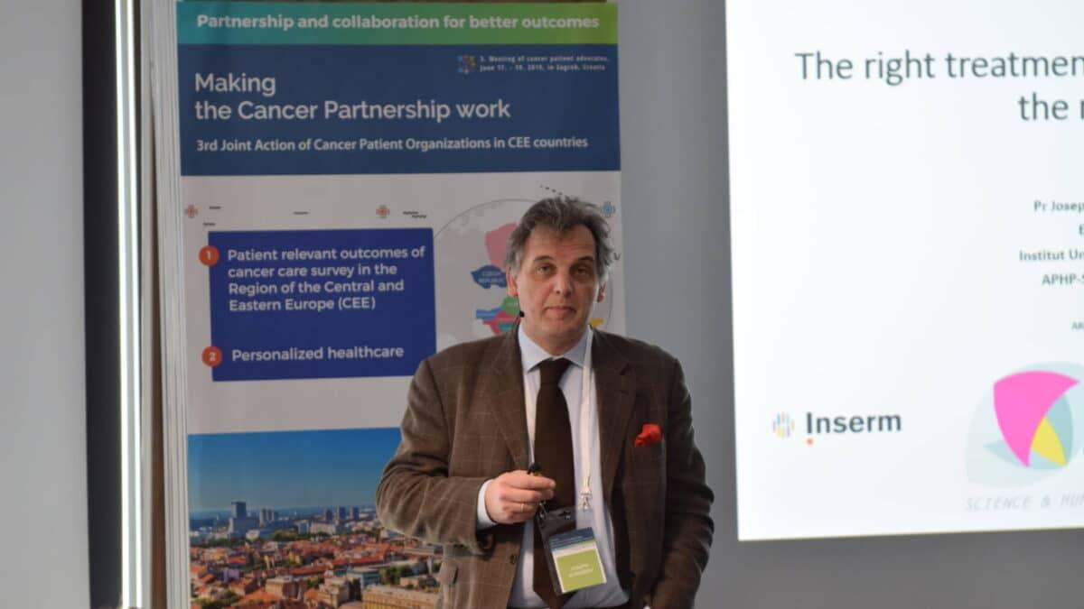 Završio 3. sastanak udruga pacijenata iz 12 zemalja: Budućnost onkološkog liječenja je u zdravstvenoj skrbi prilagođenoj osobnim potrebama pacijenata