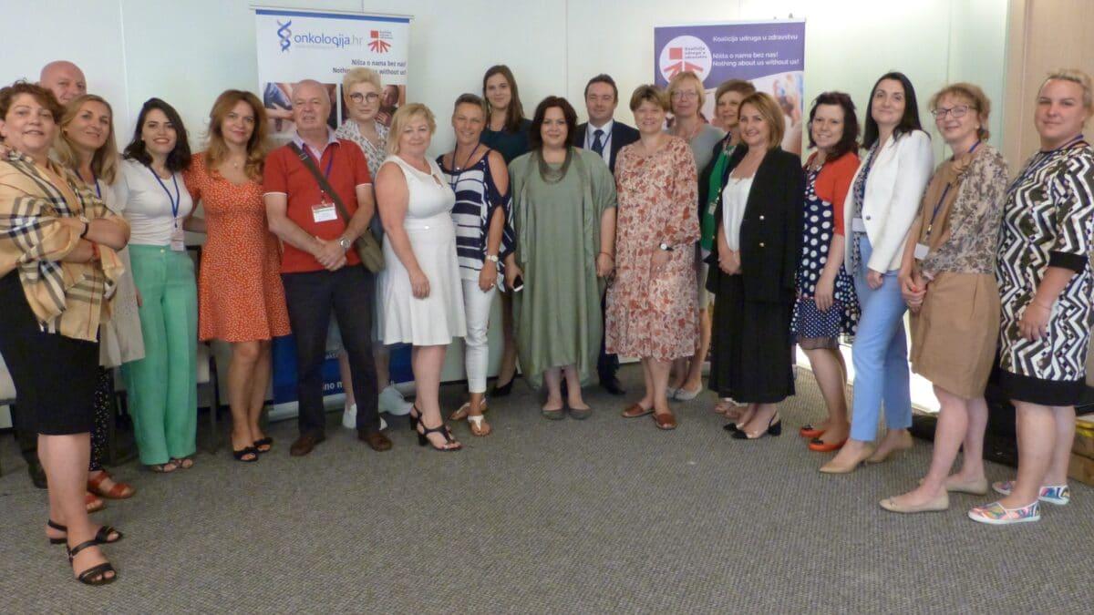 Udruge pacijenata središnje i istočne Europe dogovorile zajedničko djelovanje u borbi protiv raka