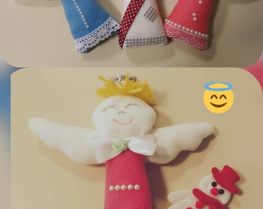 I ove godine na Rebru prodajna izložba božićnih ukrasa koje su izradili pacijenti
