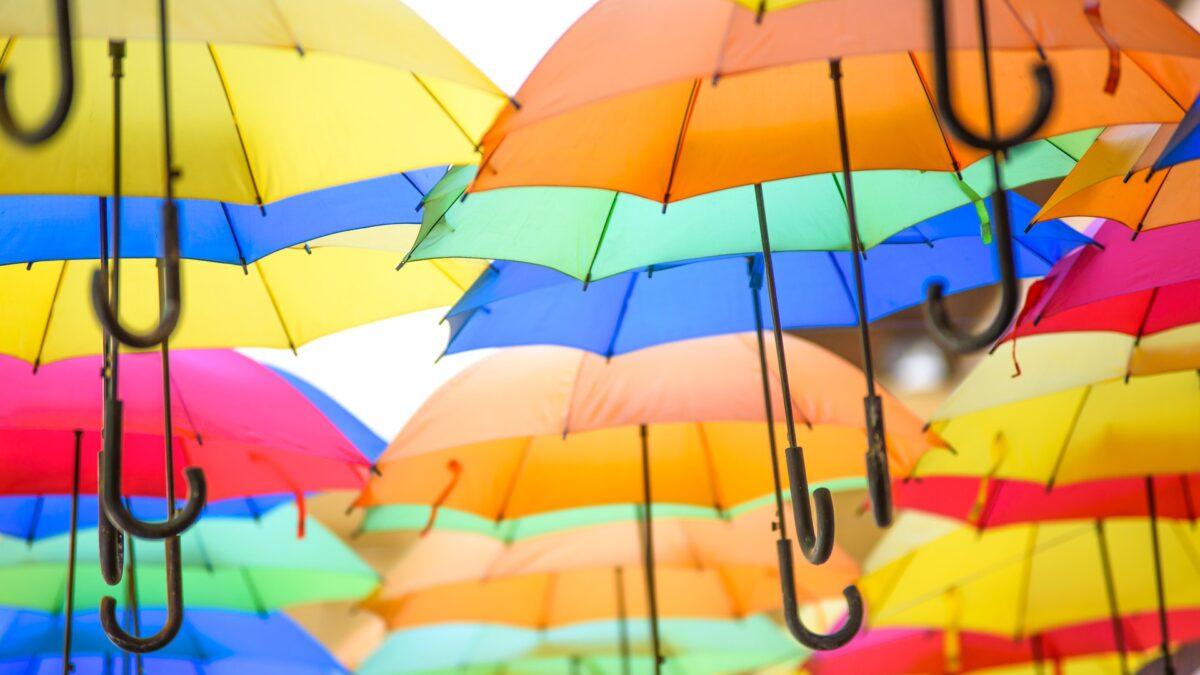 kišobrani nismo same