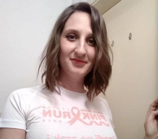 Imala sam samo 22 godine kada mi je liječnik rekao da imam rak dojke