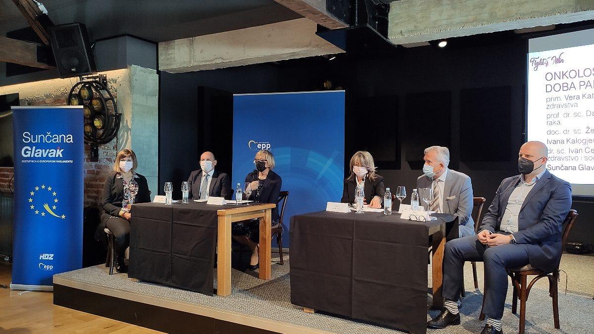 U Osijeku održana konferencija Fight&Win – onkološki bolesnici i izazovi u doba pandemije