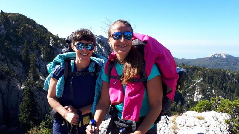 Goranka Perc: Zbog ozljede stopala morala sam prekinuti Highlander Velebit